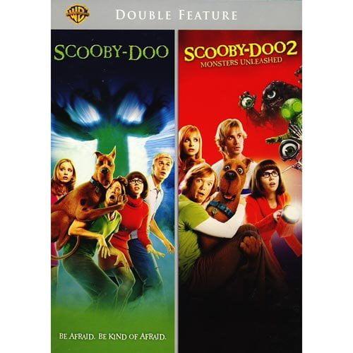 Scooby Doo The Movie Scooby Doo 2 Monsters Unleashed Full Frame Walmart Com Walmart Com