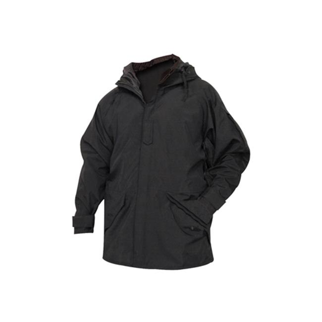 Fox Outdoor 65-61 M Enhanced Extreme Cold Weather Generation I Parka, Black - Medium