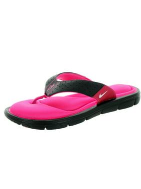 5129754162da6 Black Nike Womens Sport Sandals - Walmart.com