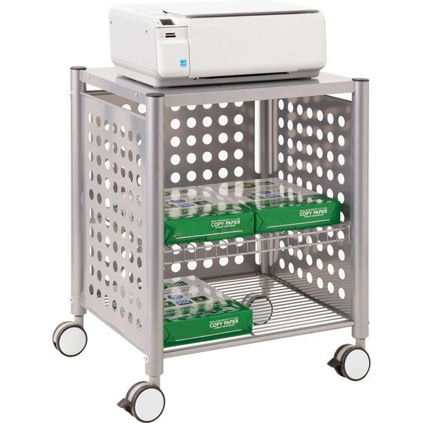 Vertiflex, VRTVF52004, Deskside Machine Stand, 1 Each, Matte Gray