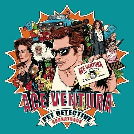 Ace Ventura: Pet Detective Soundtrack - Ace Ventura Rhino