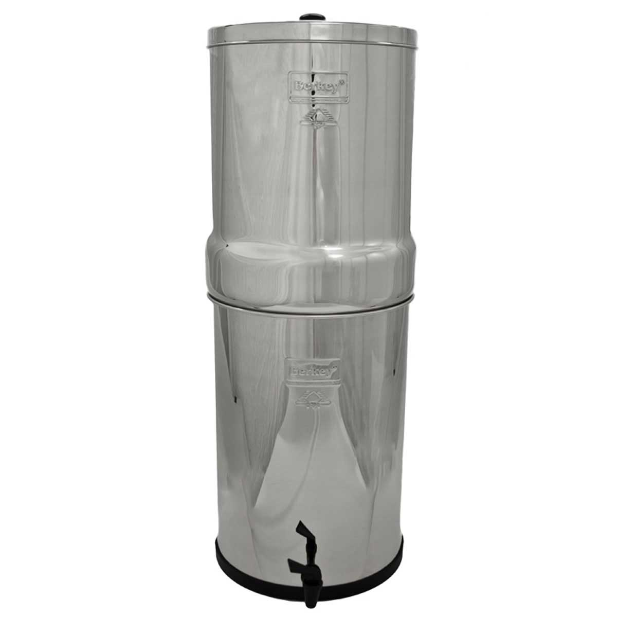 Crown Berkey 6 Gal Water System (4 Purifiers) by Berkey