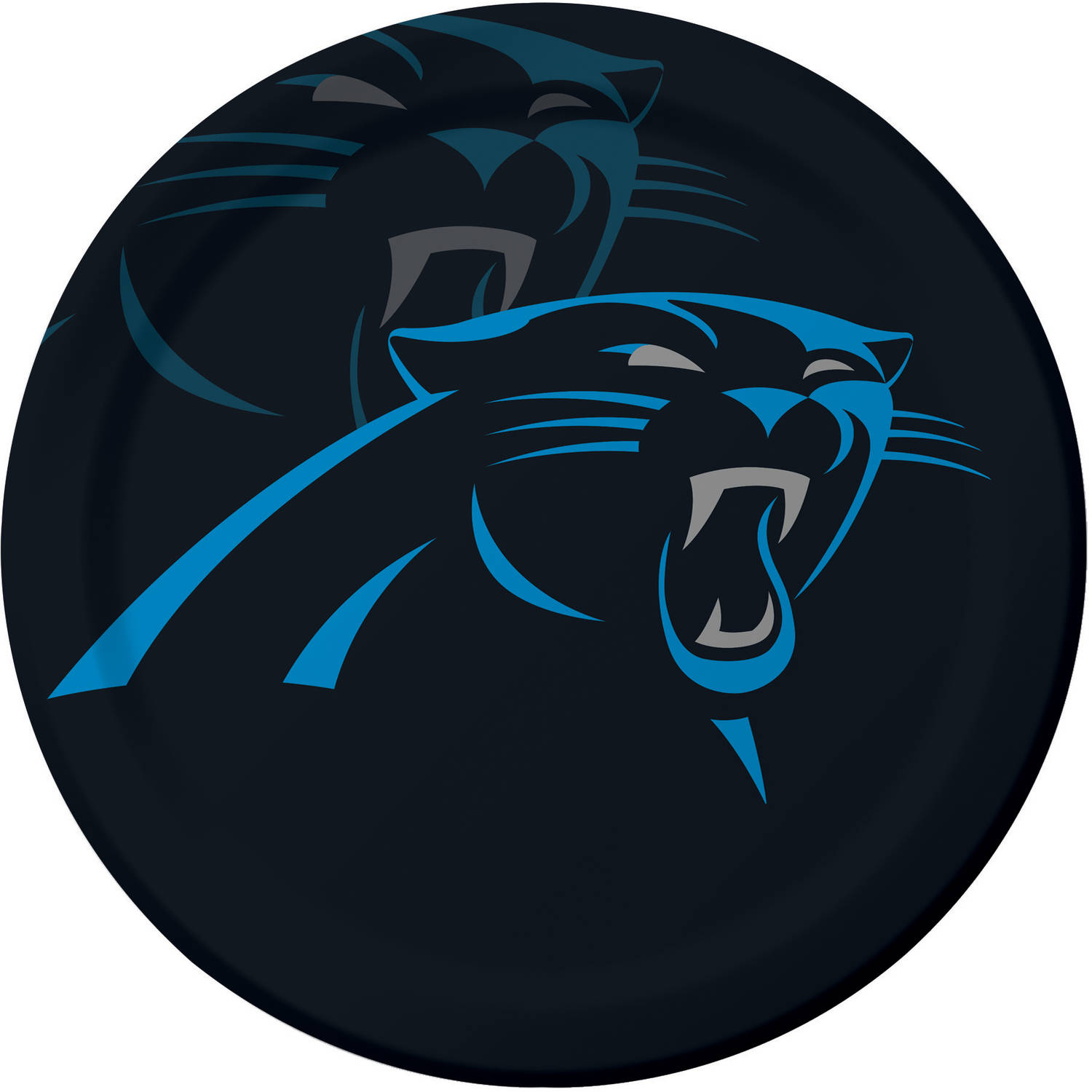 Carolina Panthers Plates, 8-Pack - Walmart.com