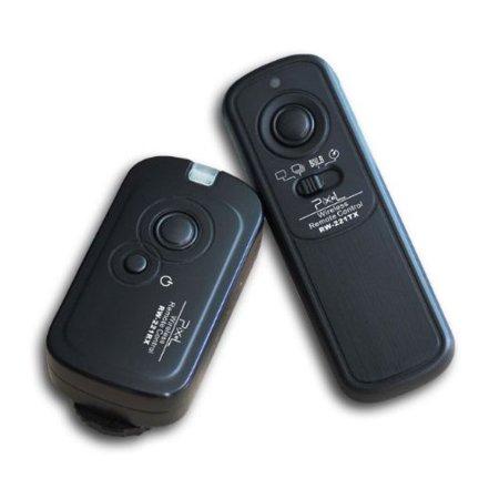 Pixel Pro Digital & Film Camera 100M Wireless Shutter Remote Control Release for Canon EOS 60D 1000D 550d 500D 450D 400D 350D 300D Powershot Pentax Samsung Contax , replaces Canon - Samsung Digital Film Camera
