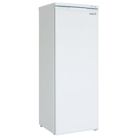 RCA 6.5 cu ft Upright Freezer, White RFRF690-COM