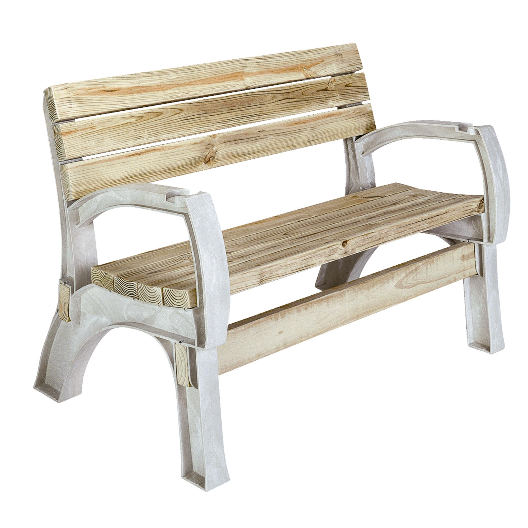 Hopkins F3 Brands 90134 Any Size Chair Bench Kit by Outdoor Benches