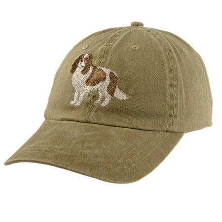 - Cavalier King Charles Spaniel Adjustable Baseball Cap