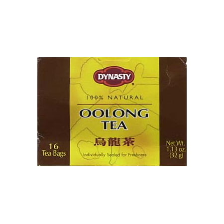 Vintage Oolong Tea - (3 Boxes) Dynasty Tea, Oolong, 16Bg