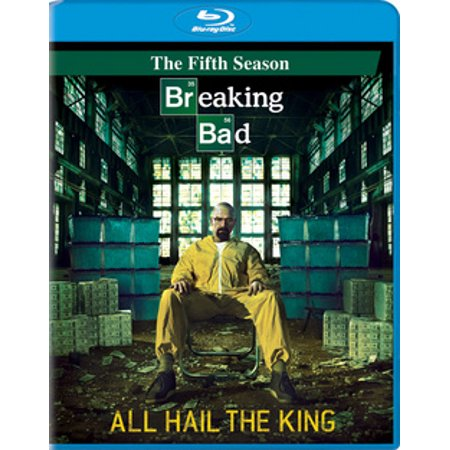 Breaking Bad: The Fifth Season (Blu-ray) (Breaking Bad Halloween Vine)