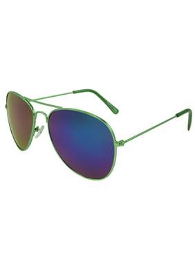 60ed6839bf11 Product Image MLC EYEWEAR Tri-Layer Chic Aviator Sunglasses - BKORRD
