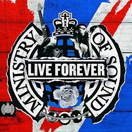Ministry Of Sound: Live Forever / Various (CD)](Ministry Halloween Live)