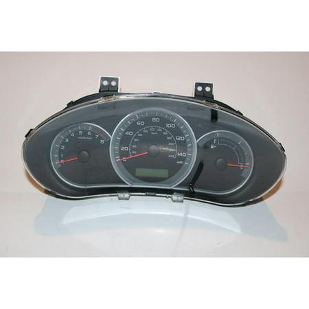 10-11 Subaru Impreza Instrument Cluster Speedometer Gauge 93,523 #44975 ()
