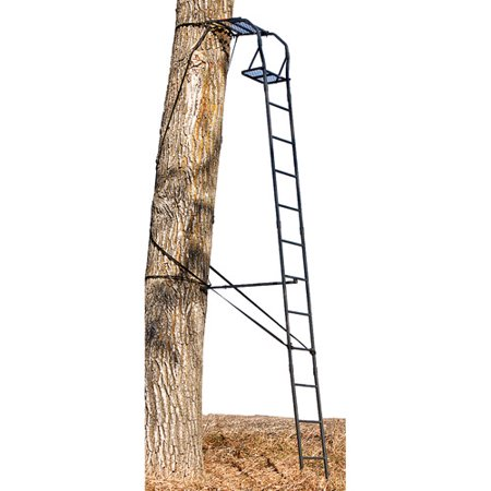 big game warrior ladder stand cr3801 s. Black Bedroom Furniture Sets. Home Design Ideas