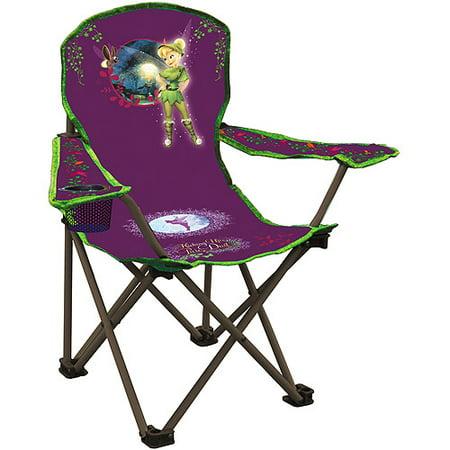 Disney Youth Oxford Chair With Arms - Fairies Disney Arm Chair