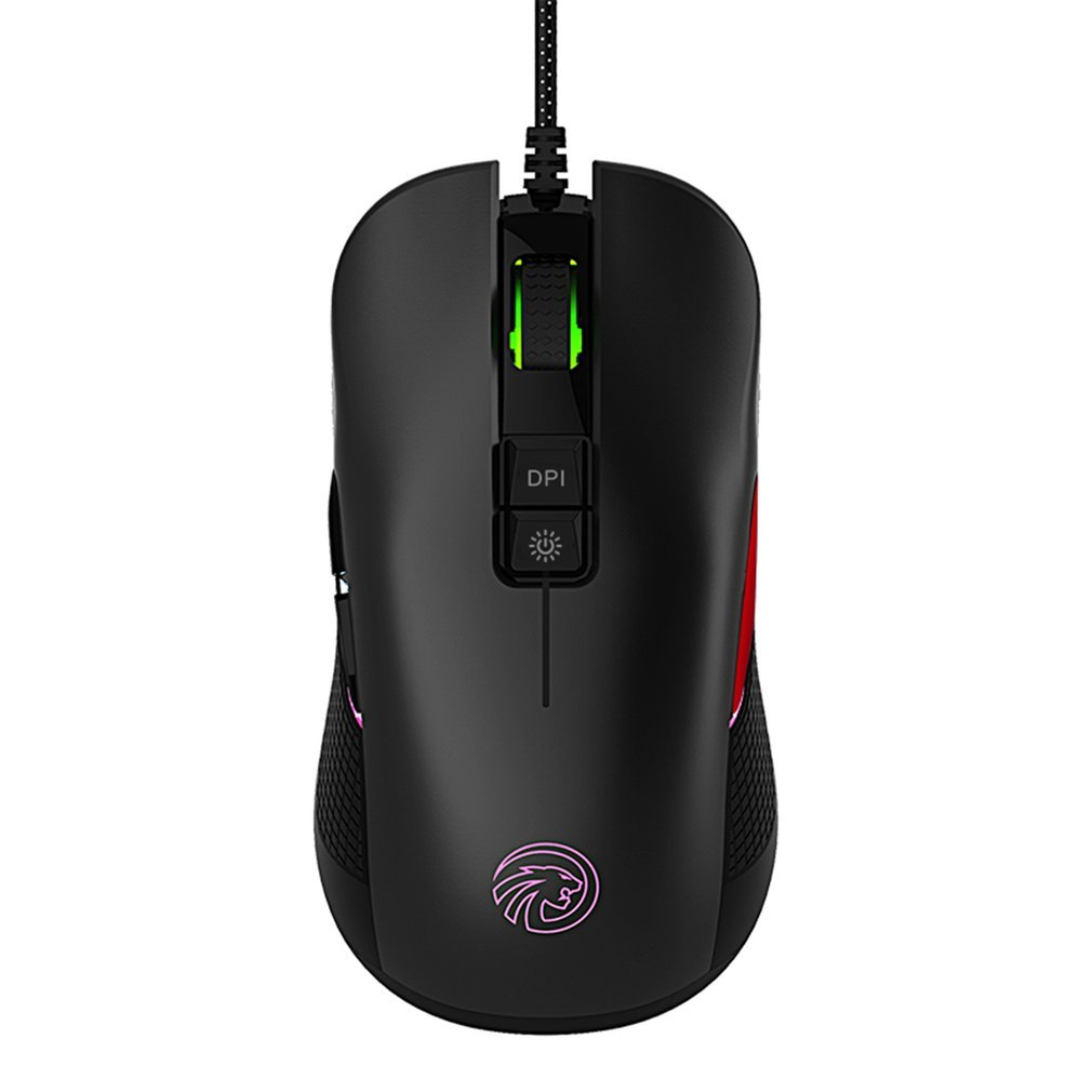 H400 Professional Wired Gaming Mouse 6 Buttons Computer Usb Optical Wiring Diagram
