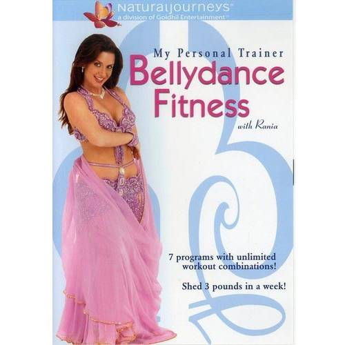 GOLDHIL HOME MEDIA INT L My Personal Trainer: Bellydance Fitness