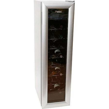haier tower wine cooler hvw18abb. Black Bedroom Furniture Sets. Home Design Ideas