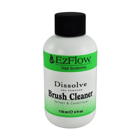 Brush Cleaner, Proper use of this product will lengthen the life of your brush while maintaining precise performance. By EzFlow