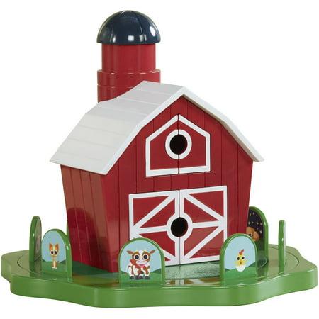 Educational Insights Peekaboo Barn Toddler Game (Toddler Online Games)