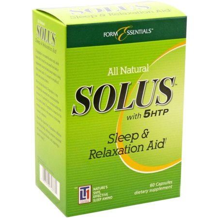 Solus Sleep & Relaxation Aid Capsules, 60 CT