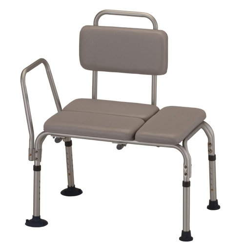 Nova Padded Bathtub Transfer Bench - 9080