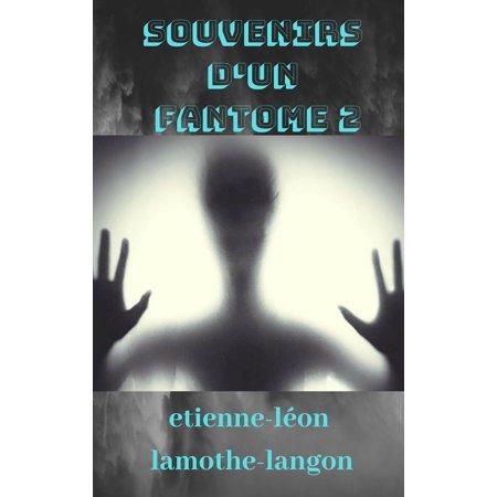 souvenirs d un fantome 2 - eBook - Coloriage Halloween Fantome