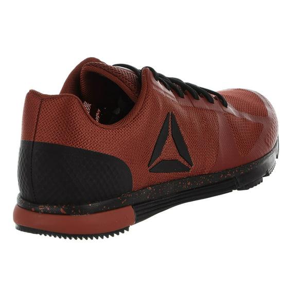 c24edf7ca1d1 Reebok - Reebok Speed TR 2.0 Sneaker - Rich Magma Black Primal Red - Mens -  8.5 - Walmart.com
