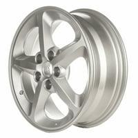Wheel for 2006-2009 Hyundai Sonata 17x6.5 Silver Refinished 17 Inch Rim
