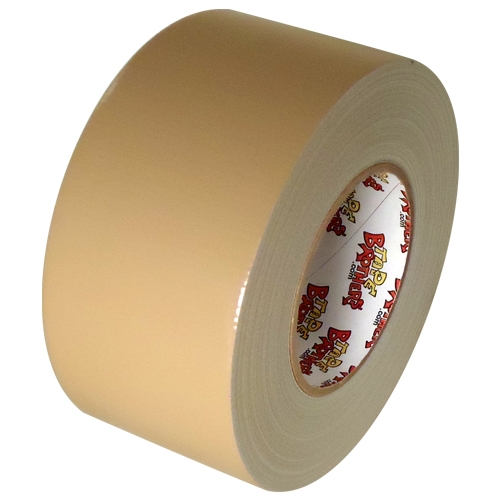 Pro Duct 120 Premium 3 inch x 60 yards (10 mil) Tan Duct Tape