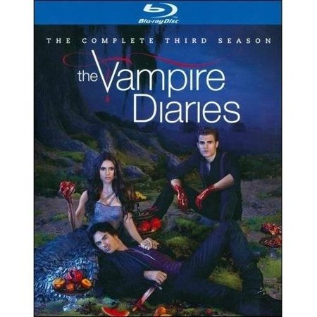 Vampire Diaries  The Complete Third Season  Blu Ray   Widescreen