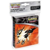 Pokemon Sun & Moon Ultra Prism Mini Binder [Holds 60 cards]