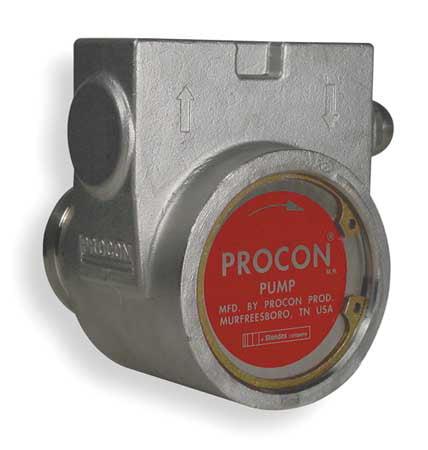 PROCON 115B330F31XX Pump, Rotary Vane, SS