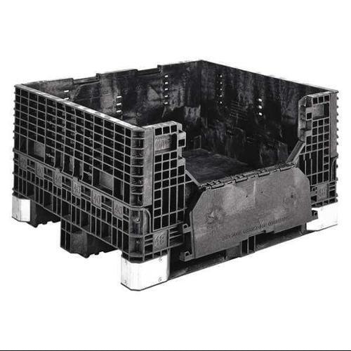 Buckhorn Bulk Container, Black BH4840252010000