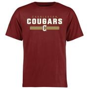 Charleston Cougars Team Strong T-Shirt - Maroon