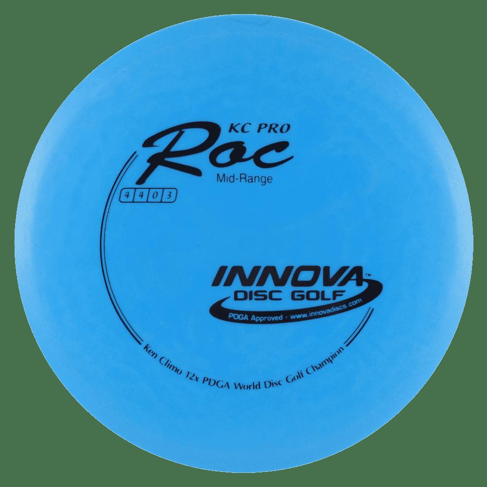 Innova KC Pro Roc 175-177g Midrange Golf Disc [Colors may vary] 175-177g by