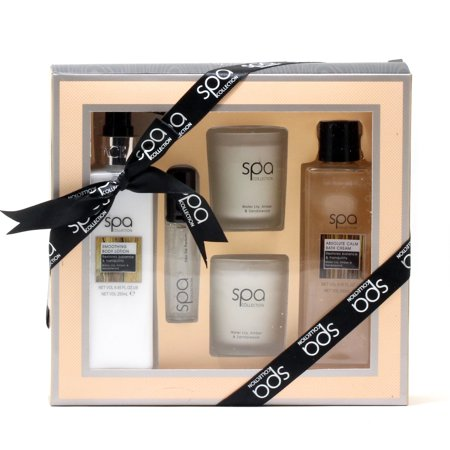 Grace Gift Set - Rainbow Cosmetics Style & Grace Spa Bathing Experience Gift Set