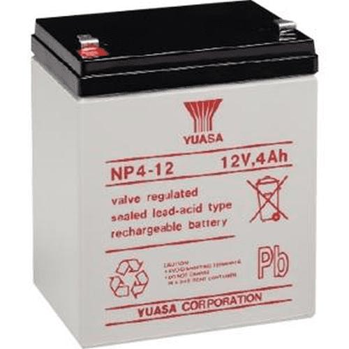 Yuasa Battery NP4-12 12V 4Ah Sla Battery