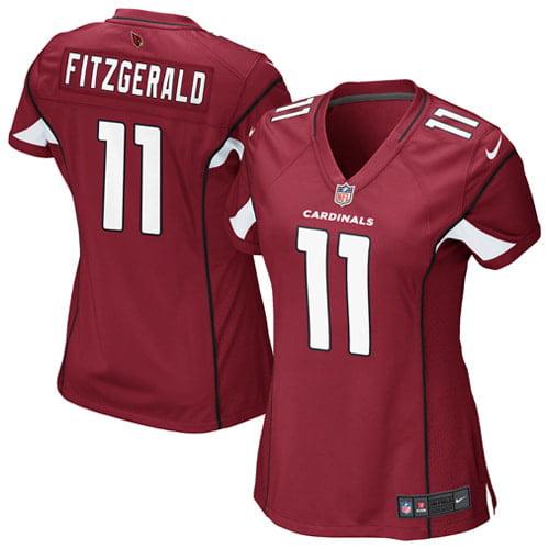 Larry Fitzgerald Arizona Cardinals Nike Women's Game Player Jersey - Cardinal