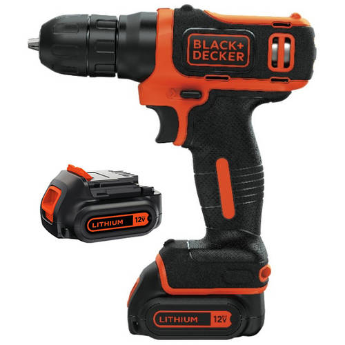 black decker drill machine