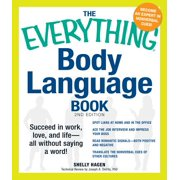 The Everything Body Language Book - eBook