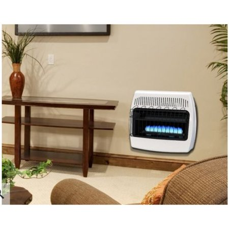 Dyna Glo Bf30nmdg 30 000 Btu Blue Flame Natural Gas Vent Free Wall Heater