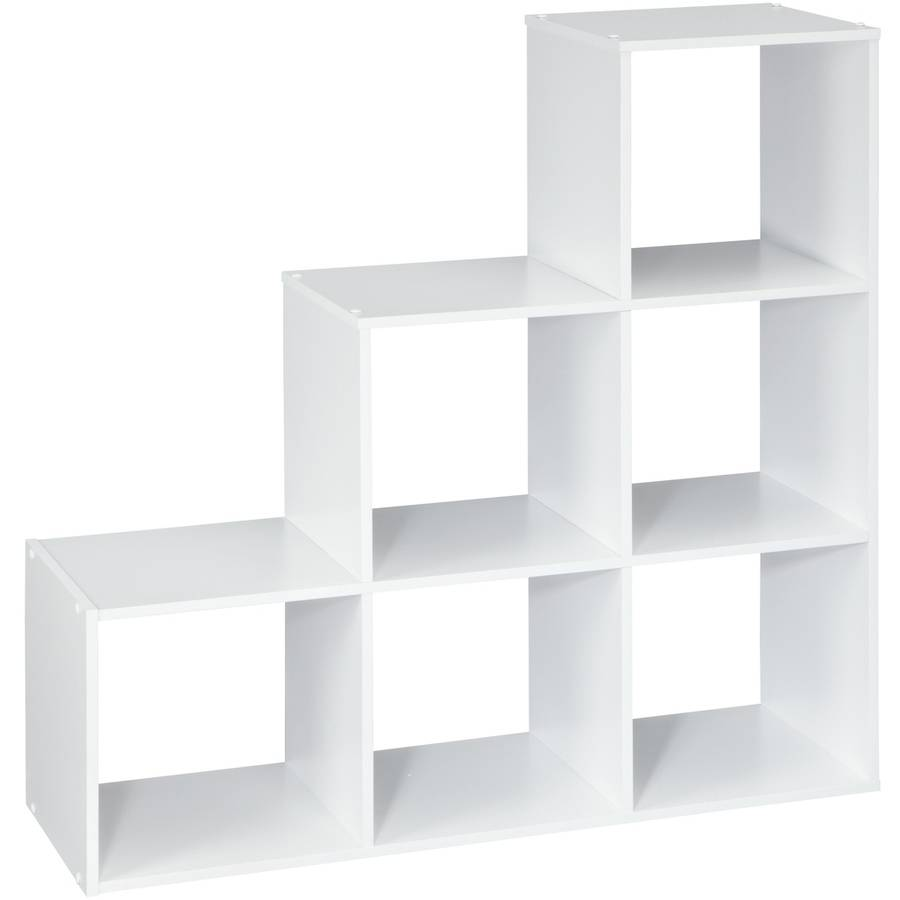 ClosetMaid 3-2-1 Cube Organizer, White