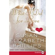 Wynette, Texas: What I Did for Love (Paperback)(Large Print)