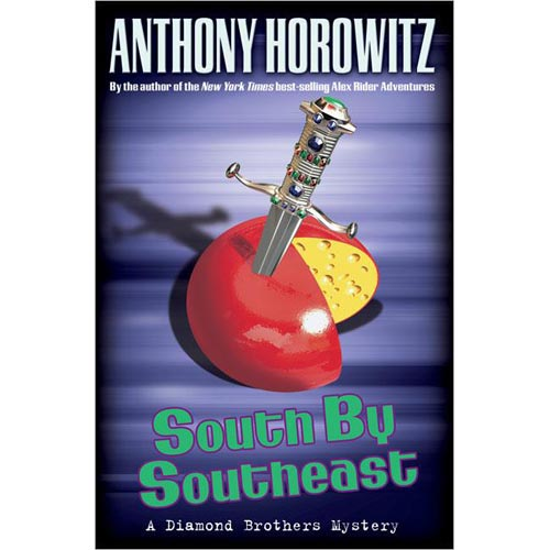 South by Southeast: A Diamond Brothers Mystery