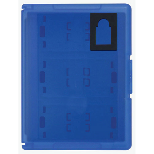 Hori PS Vita Card Case - Blue (PS Vita)