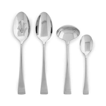 Lenox Federal Platinum Frosted 4 Piece Hostess Set