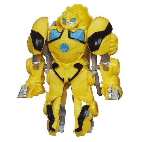 Playskool Heroes Transformers Rescue Bots Roar and Rescue Bumblebee Figure New
