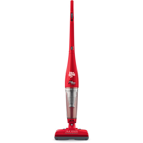 Dirt Devil Extreme Power 14.4V Cordless Bagless Stick Vacuum, BD20040RED