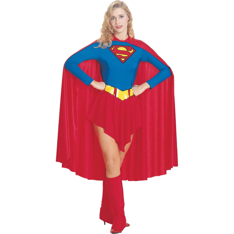 Supergirl Women's Adult Halloween Costume