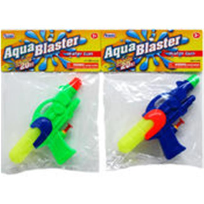 DDI 1949028 Aqua Blaster Water Gun Case of 144 by Arcady